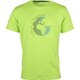 High Colorado Garda 4 t-shirt Heren, lime green